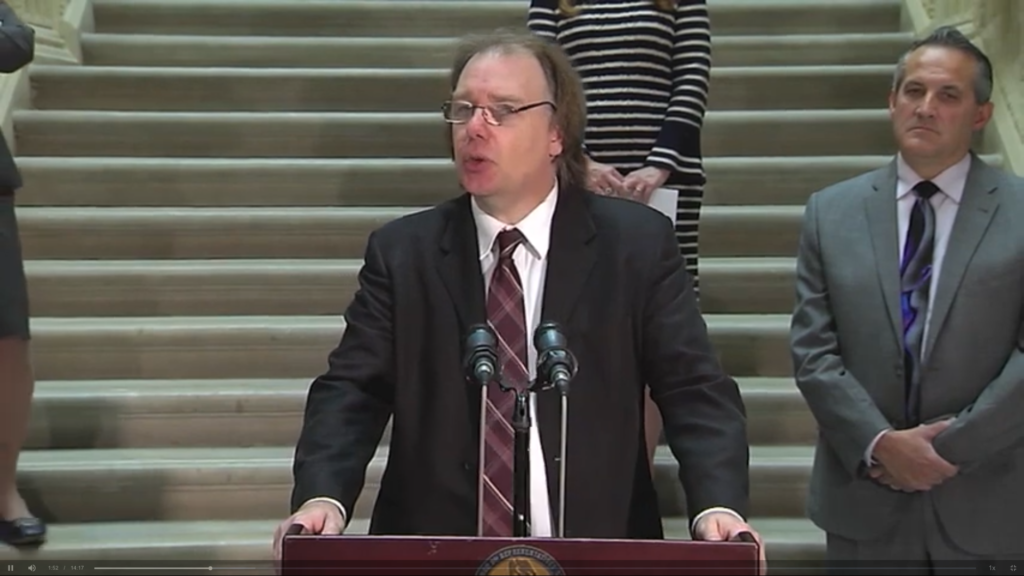 Dr. James Lyons-Weiler, PA Medical Freedom Press Conference regarding COVID-19