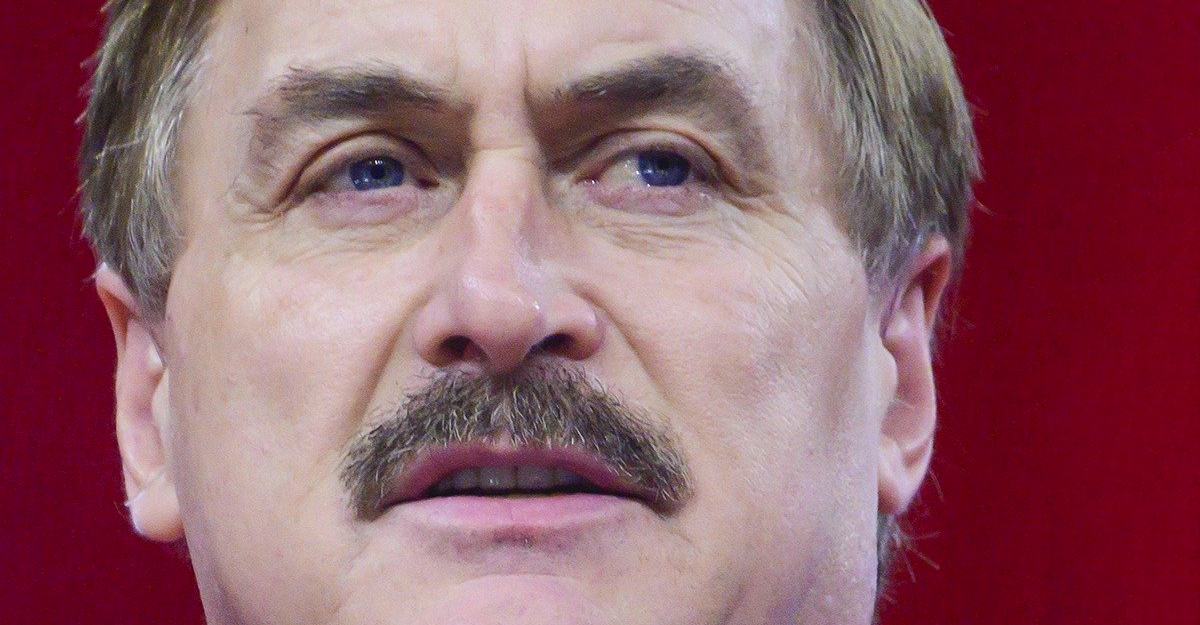Absolute Proof: MyPillow's Mike Lindell Releases Documentary Of 2020 Voter Fraud –