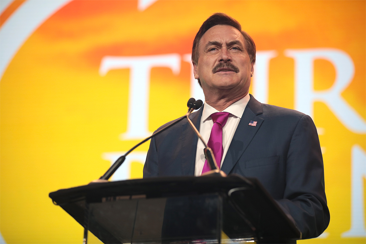"WATCH Mike Lindell's FULL VIDEO ""ABSOLUTE INTERFERENCE"" – The story of a stolen United States Presidential Election"