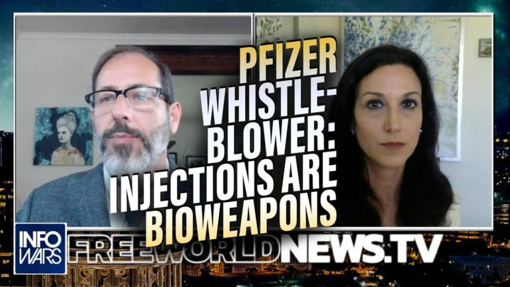 Pfizer Whistleblower Confirms Covid Injections are Poisonous Bioweapons